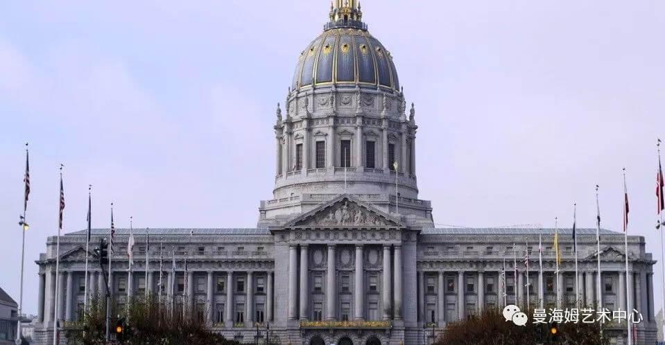 旧金山市政厅照片