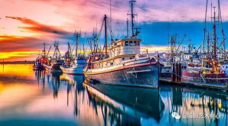 渔人码头照片