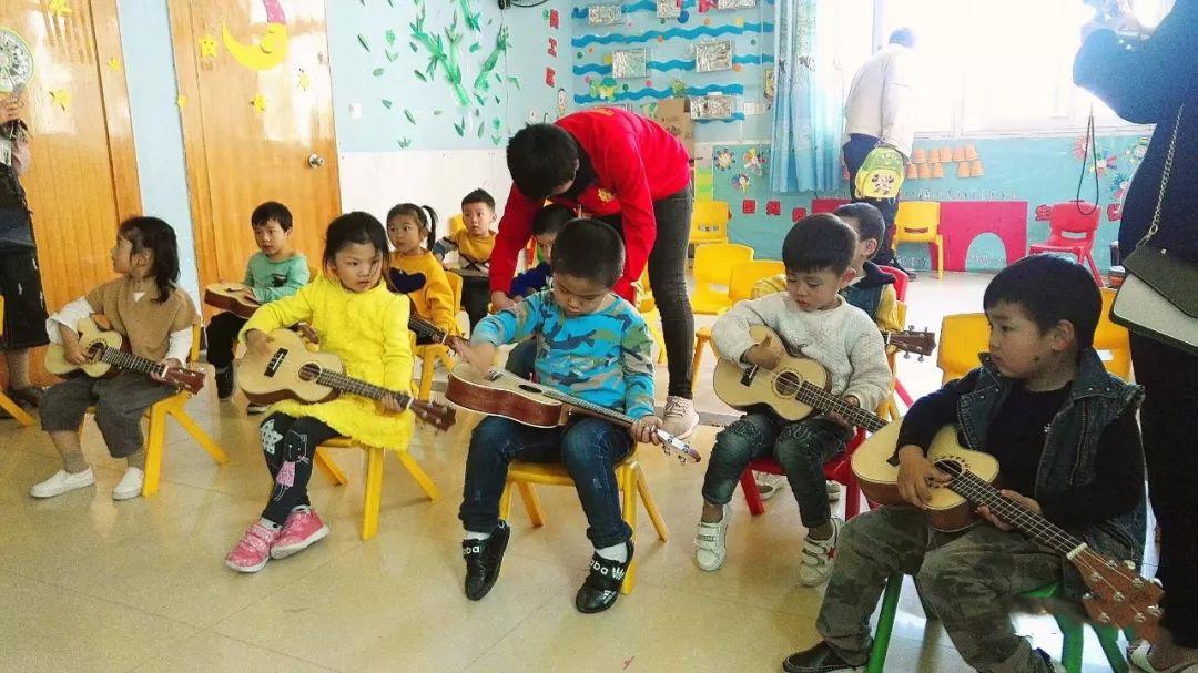 幼儿音乐启蒙
