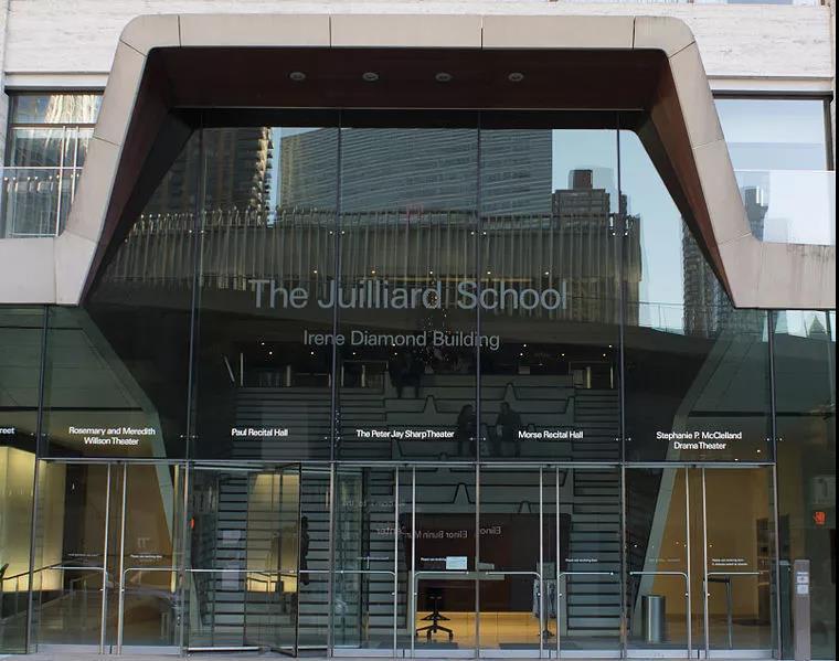 「名校」茱莉亚音乐学院
