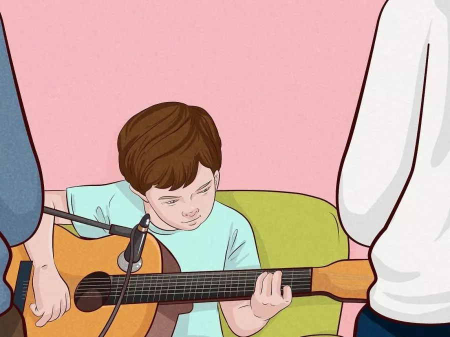 孩子学习吉他的秘诀,家长们来看看