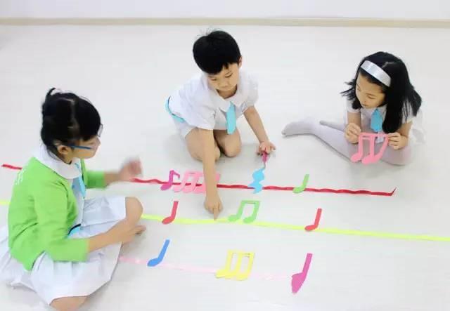 奥尔夫音乐早教课,其实在教小朋友学什么?